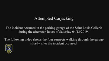 Watch: Police looking for suspects in attempted carjacking of 84-year-old