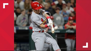 Cardinals rally for 5 in 9th to stun Mariners 5-2