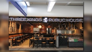 Three Kings Pub nominated for best airport bar