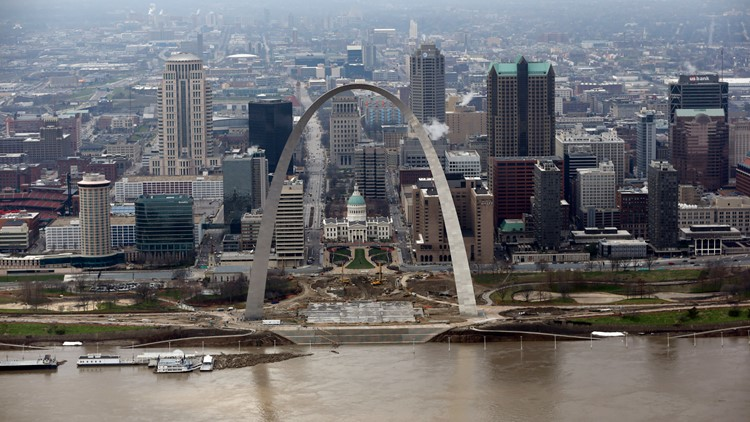 Mississippi River, Missouri River listed as 'most endangered' in US