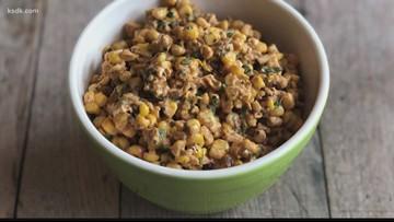 Dana Cooks with Simply Schnucks: Street Corn Salad