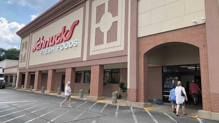 Schnucks closing St. Louis County location