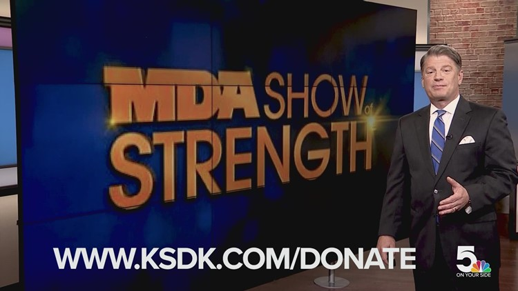 5 On Your Side to host Show of Strength for MDA