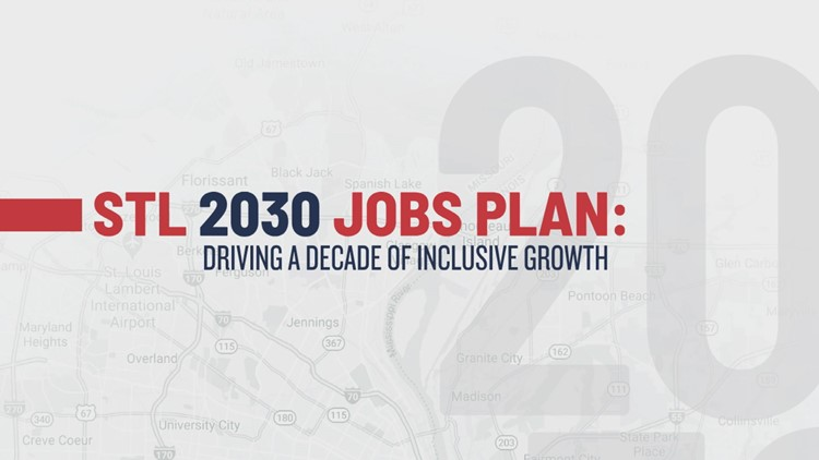 New St. Louis organization aims to create thousands of jobs through a 2030 Jobs Plan