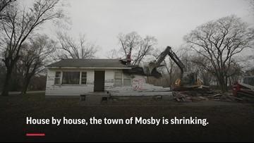 Flood buyouts upend Missouri town
