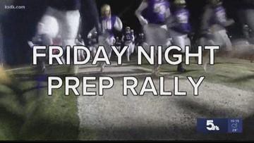 Prep Rally November 9th