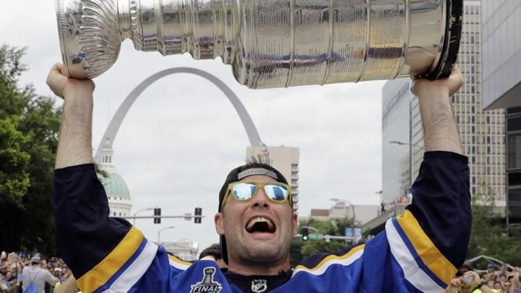 Pat Maroon will always be St. Louis' hometown hero