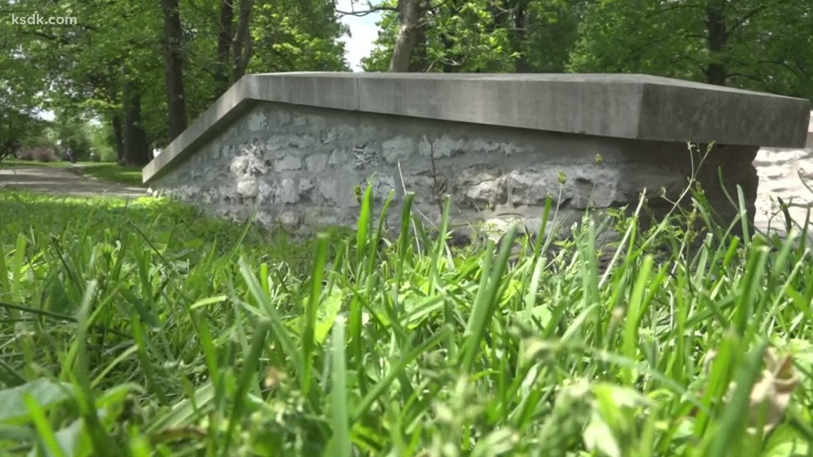 Project brings running water to Tower Grove Park