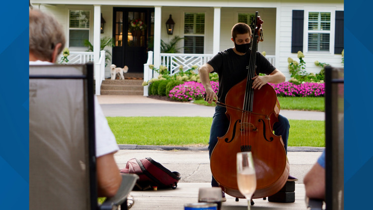 'SLSO On the Go' unveils dates for free outdoor concerts