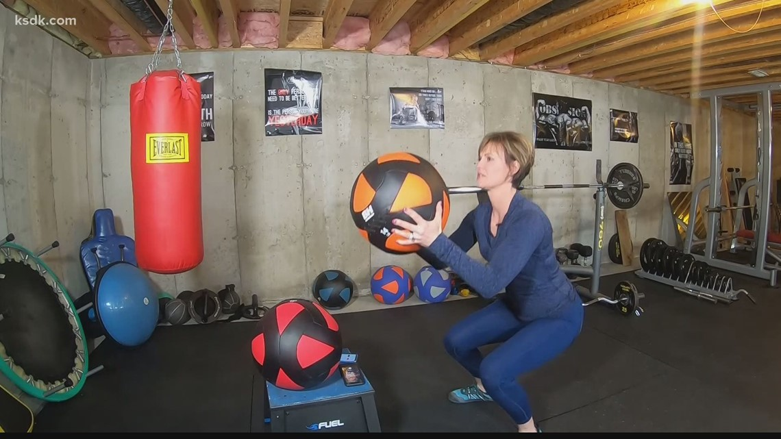 Motivational Moments with Monica: Exercises with your baby