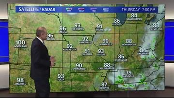 Thursday Scott Late Forecast