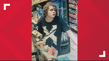 Man wanted for attacking Metro East gas station clerk