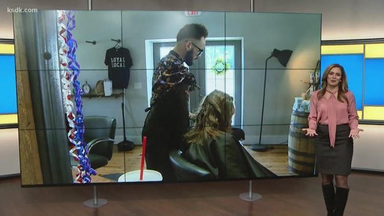 One Armed Hair Stylist Passes State Board Ksdk Com