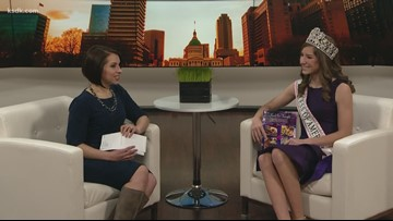 Teen Miss Princess of America stops by Show Me St. Louis