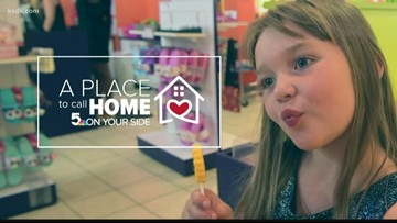 A Place to Call Home: Julee is ready to take the step into a forever family
