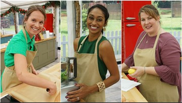 3 St. Louisans to be on the American version of 'The Great British Baking Show'