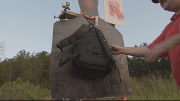 Bulletproof backpacks surge in popularity, but can they keep your child safe at school?