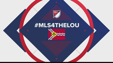 Major League Soccer is officially coming to St. Louis