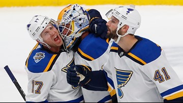 Blues not stepping off the gas before All-Star Break