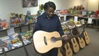 Liam's Christmas Guitars provide the gift of music to foster children