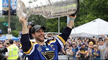 Alex Pietrangelo named to Forbes' 30 Under 30 Sports List for 2020