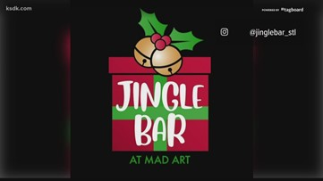 A third Christmas pop-up bar is coming to St. Louis