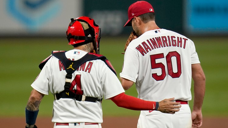 Commentary | Molina and Wainwright are the gift that keeps on giving for Cardinals fans