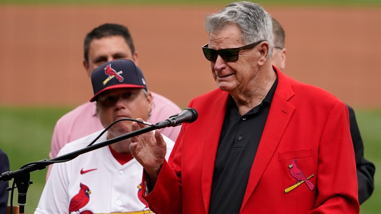 Commentary: Mike Shannon was a perfect voice for St. Louis