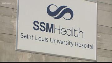 SSM Health SLU Hospital celebrates 100th organ transplant of 2019