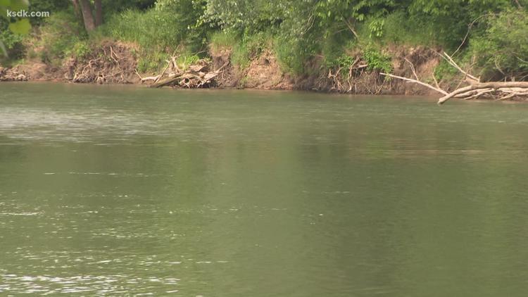 15-year-old boy drowns in Meramec River