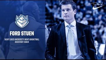 Ford Stuen named SLU men's basketball assistant coach