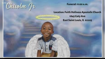 Grieving St. Louis family prepares to say goodbye to 4-year-old killed in hit-and-run
