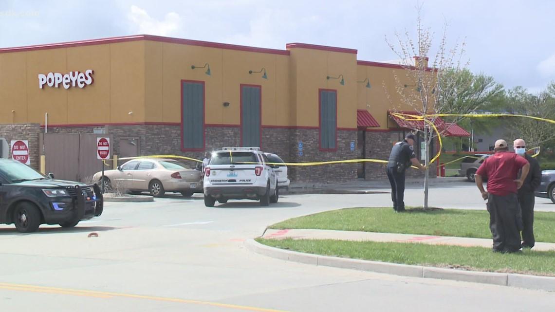1 critically injured in shooting at Popeye's in Bridgeton