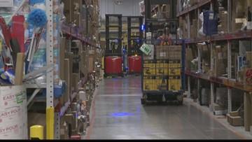 Inside Amazon's Edwardsville fulfillment center | ksdk com