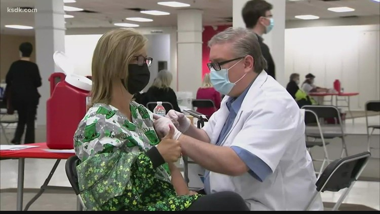 St. Louis rolls out COVID-19 vaccine incentive program