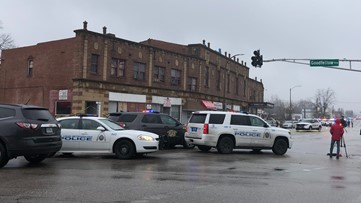 One man injured during officer-involved shooting in north St. Louis County