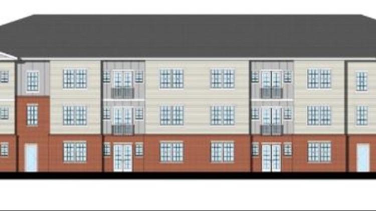 Construction begins on $35M apartment complex built for Wentzville's rapid growth