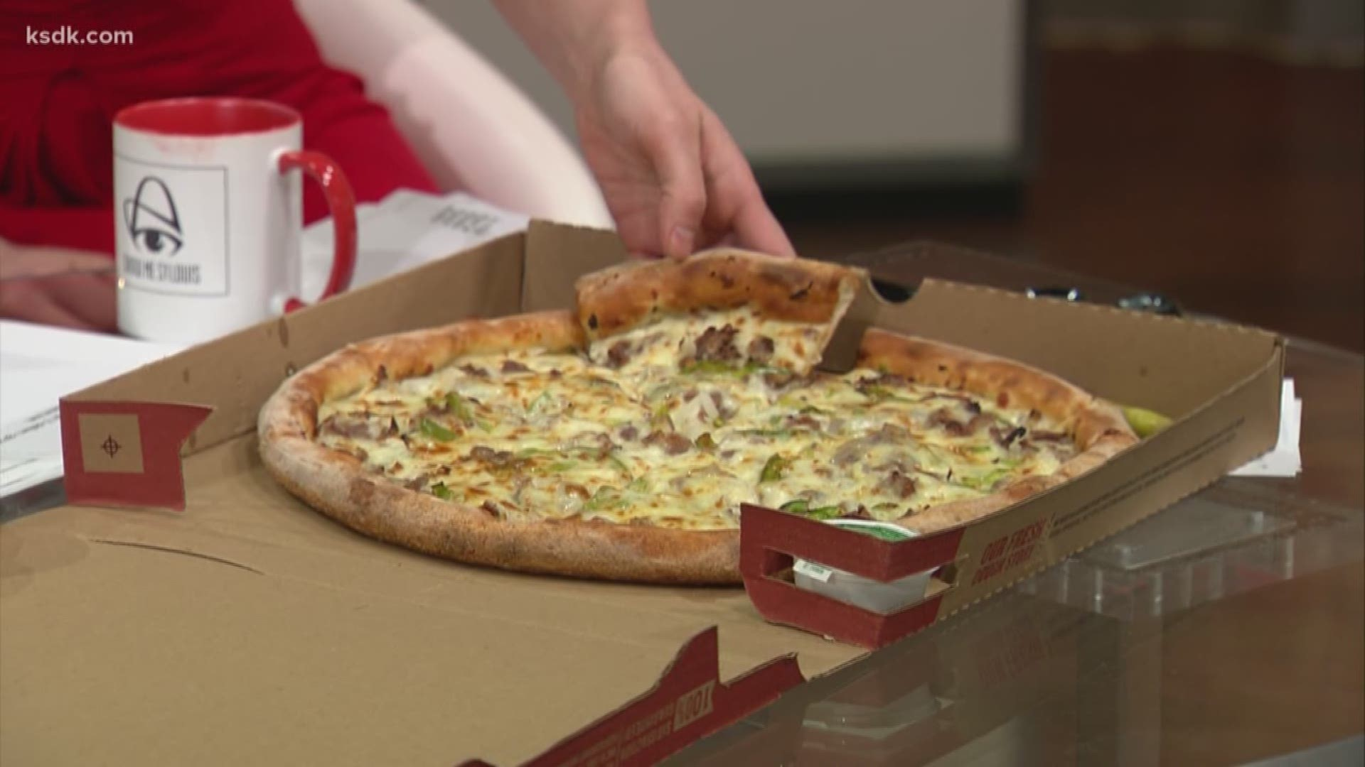 Papa John S Releases New Pizza Flavor Just In Time For The Big Game Ksdk Com