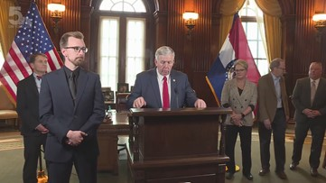 Pres. Trump approves Missouri's 'major disaster declaration' amid COVID-19 pandemic