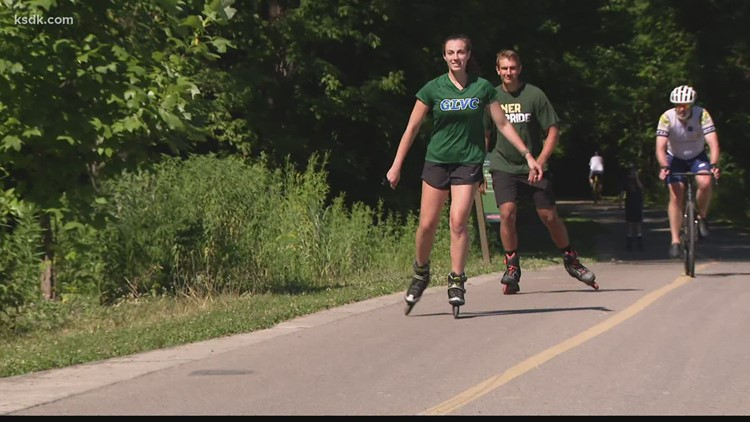 Mobile inline skate rental company launches in St. Louis