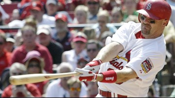 Former Cardinal Larry Walker elected to National Baseball Hall of Fame