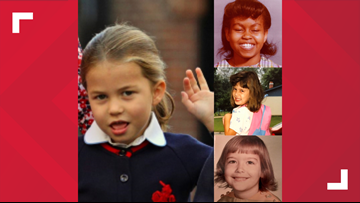 Famous first days: A princess, a first lady and 2 podcast hosts
