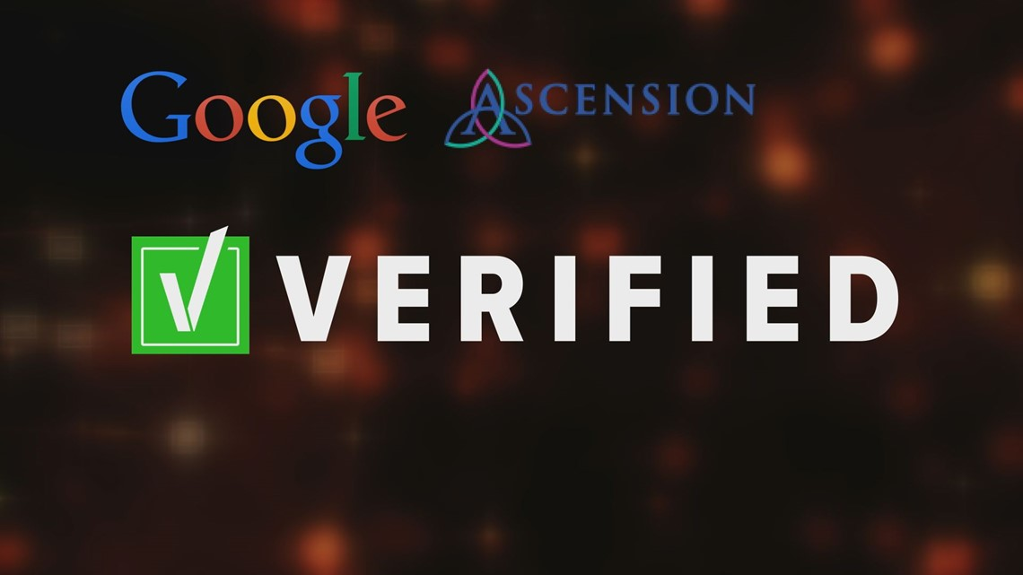 Verify: Does Ascension's partnership with Google on patients' records violate federal privacy laws?