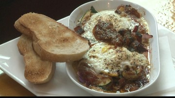 Sunday Brunch? Why not check out Egg in Midtown