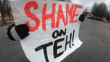 Senator Hawley says federal funds cut off to TEH Realty