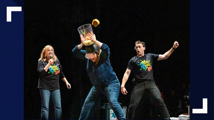 'Double Dare Live' coming to the Lou