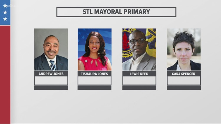 First non-partisan primary in St. Louis