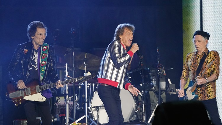 'We'll miss Charlie so much, on and off the stage': Rolling Stones open American tour in St. Louis, pay tribute to drummer