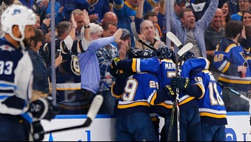 Here's the story of the Blues' victory song, 'Gloria'