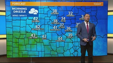Tuesday weather forecast 730am